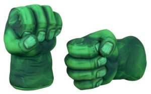 Padded Hulk Hands